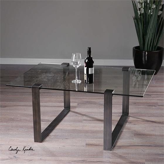 24674 Chadwick Coffee Tableby Uttermost