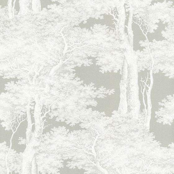 2773-605433 Neutral Black White Scout Grey Forest by Advantage Wallpaper