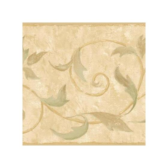 Pa5570b Inspired By Color Borders York Wallpaper Vine Scroll Borderdiscontinued Limted Stock Call For Availability